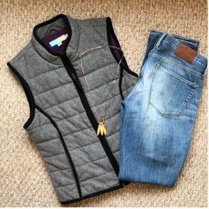 EUC Boden Wool Blend Vest